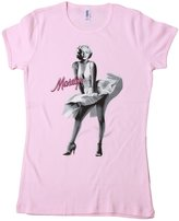 B.ella Women's Marilyn Monroe T Shirt