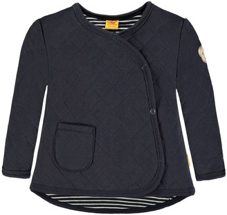 Steiff Girl's Jacke 1/1 Arm Sweatshirt