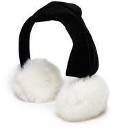 Kate Spade Girls' Faux Fur Earmuffs