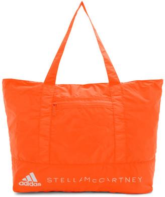adidas by Stella McCartney Orange Packable Travel Tote