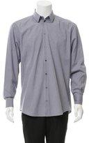 Dolce & Gabbana Martini Button-Up Shirt