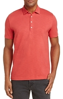 Michael Bastian Slub Polo Shirt