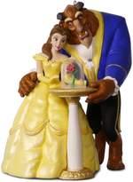 Hallmark 2995QXD6215 Disney Beauty & The Beast Rose Keepsake Ornaments