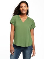 Old Navy Lightweight Cocoon Top for Women