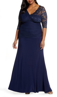 Kiyonna Soiree Evening Gown