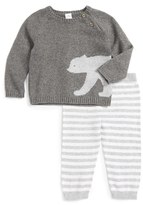 Nordstrom Infant Knit Sweater & Pants Set