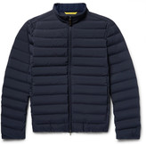 Canali - Water-repellent Quilted Shell Down Jacket
