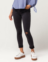 IVY & MAIN Cuff Womens Ankle Jeans