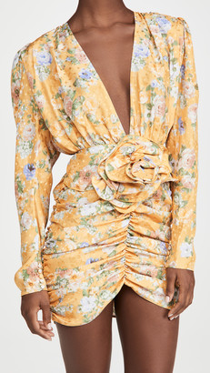 Magda Butrym Floral Dress
