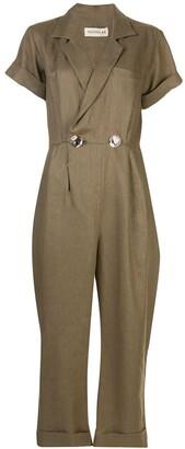 Nicholas Rumi linen jumpsuit