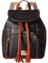 Dooney & Bourke Pebble Medium Murphy Backpack Backpack Bags