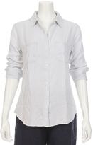 Rails Carter Pinstripe Shirt