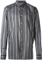 Kris Van Assche striped shirt