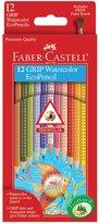 Faber-Castell Faber Castell GRIP Watercolor EcoPencils 12-Pencil