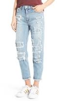 Joe's Jeans Women's Debbie Straight Leg Crop Jeans