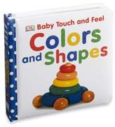 DK Publishing Baby Touch & Feel: Colors & Shapes