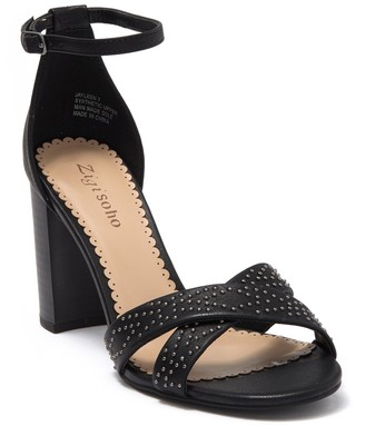 Zigi Jayleen Studded Heeled Sandal