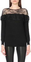 Claudie Pierlot Messidor wool jumper