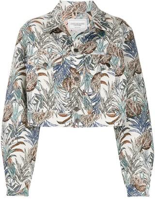 Forte Dei Marmi Couture Oversized Jacket