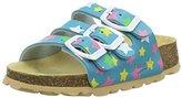 Superfit Fussbettpantoffel, Girls' Slippers,32 EU