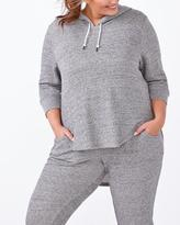Penningtons Athleisure - Plus-Size Hooded Pullover