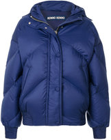 Ienki Ienki hooded padded jacket