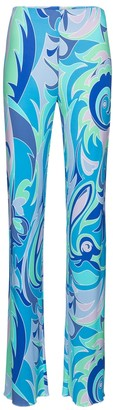 Emilio Pucci Exclusive to Mytheresa Printed jersey pants