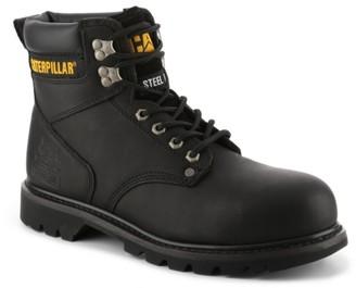 Caterpillar Second Shift Steel Toe Work Boot