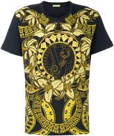 Versace floral baroque print T-shirt