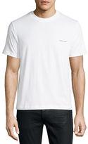 Balenciaga Short-Sleeve Logo T-Shirt