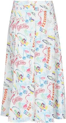 GCDS 3/4 length skirts