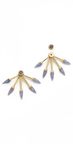 Pamela Love 5 Spike Earrings