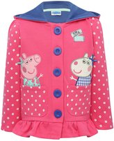 M&Co Peppa Pig hooded jacket