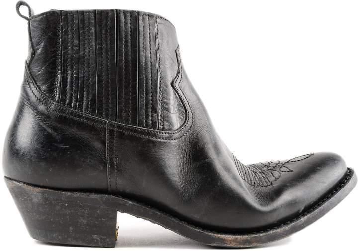 Golden Goose Slip On Ankle Boots