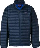 Patagonia slim-fit zip up coat