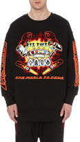 Kokon To Zai Pinball cotton-jersey sweatshirt