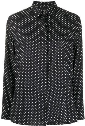Paul Smith Polka-Dot Long-Sleeved Shirt