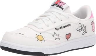 Reebok unisex child Club C Sneaker
