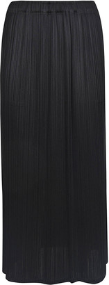 Pleats Please Issey Miyake Monthly Colors Jan Skirt