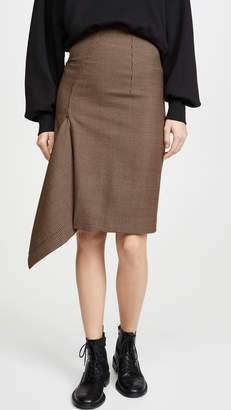 Edition10 Plaid Skirt