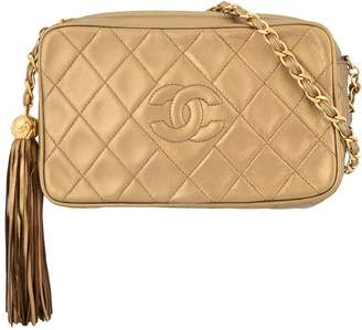 Chanel Pre-Owned 1991-1994 Quilted Fringe Chain Shoulder Bag