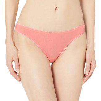 OnGossamer Women's Mesh Low-Rise Thong Panty