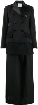 Sacai Layered Blazer Dress
