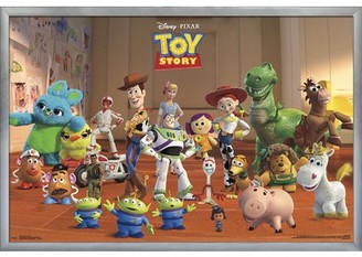 Trends International Toy Story 4 - Collage Poster
