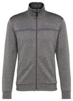 HUGO BOSS Skaz Nylon Sweat Jacket L Grey