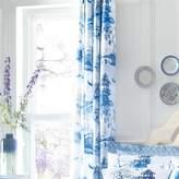 Kaleidoscope Chinoiserie Eyelet Lined Curtains