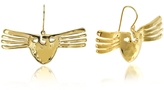 Aurelie Bidermann Melina Mask Earrings