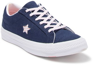 Converse Chuck Taylor One Star Chambray Oxford Sneaker (Unisex)