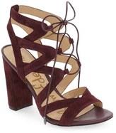 Sam Edelman Women's 'Yardley' Lace-Up Sandal