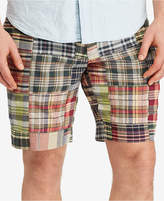 Polo Ralph Lauren Men's Big and Tall Madras Plaid Shorts